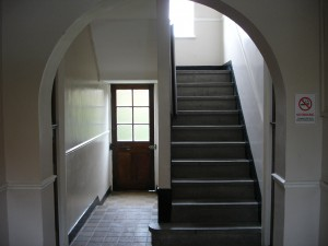 Common parts hallway and stairwell - flats in Essex
