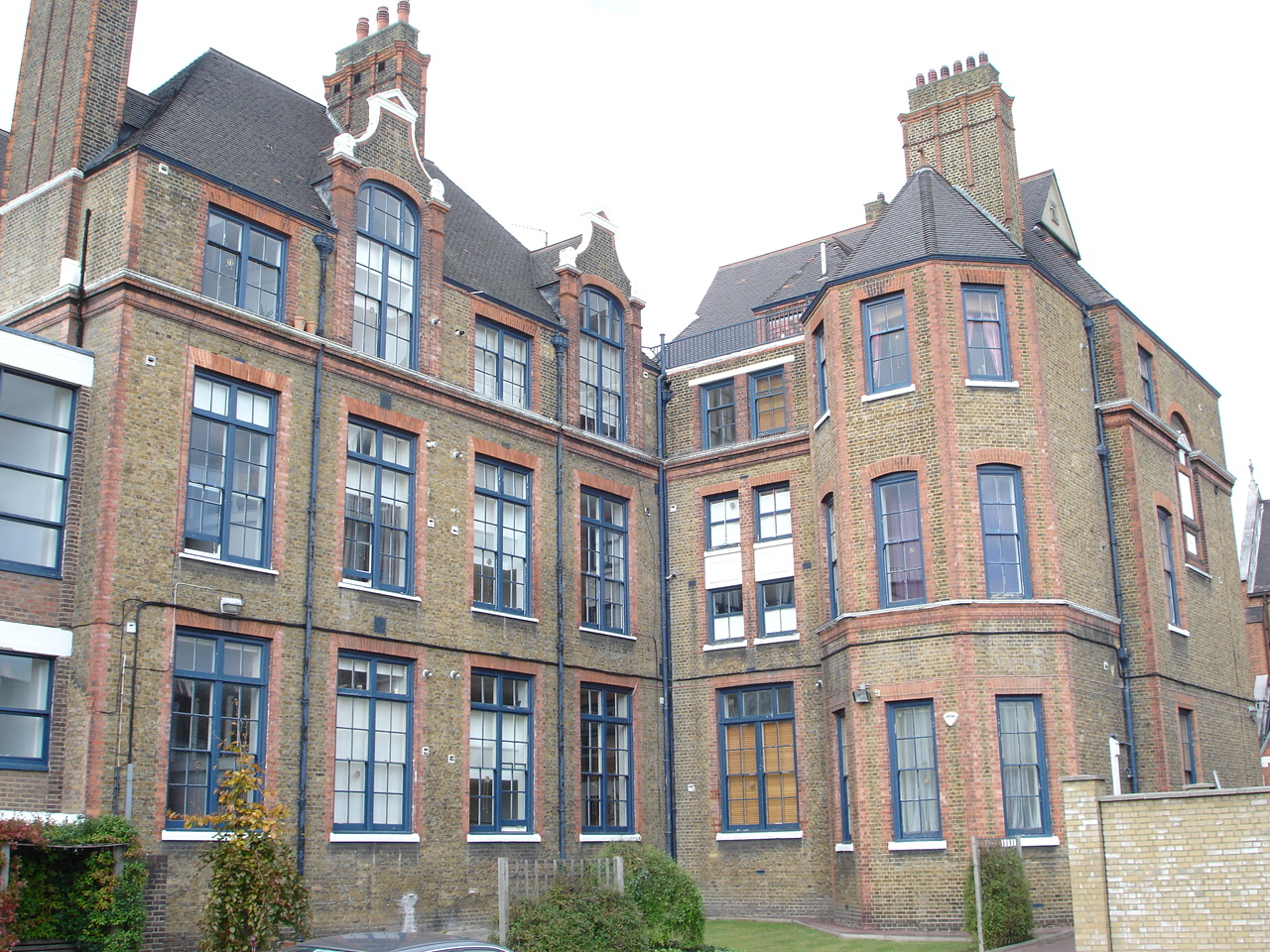 Property management in Essex, residential block of flats
