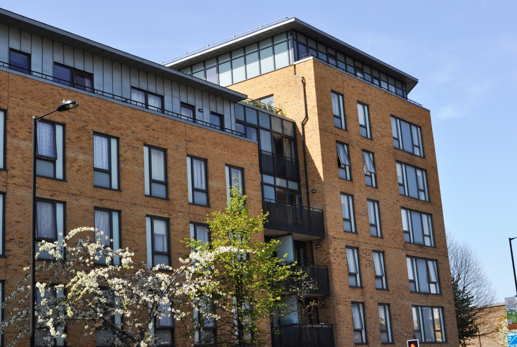 Property management company London, block of residential flats,