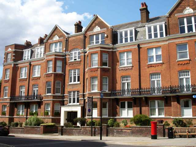 Property management company London, residential block of flats