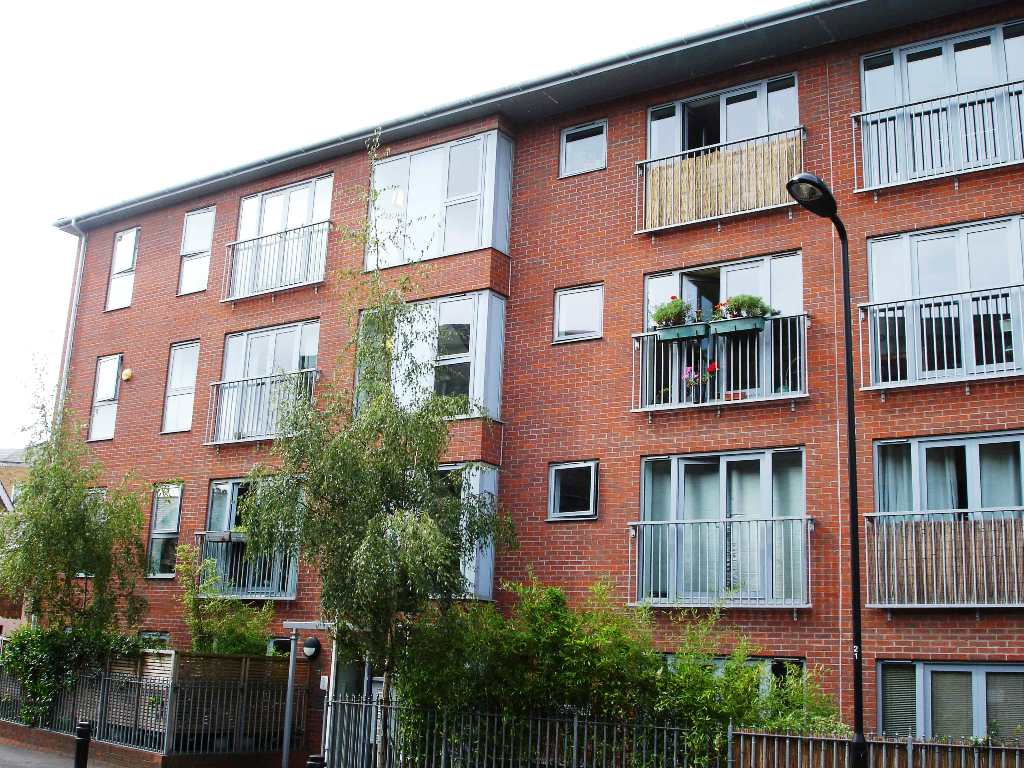 Property management company London, low rise flats,